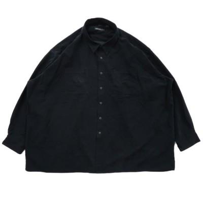 PERRY ELLIS フェイクスウェード ボックスシャツ サイズ表記:4X