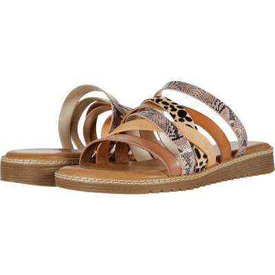 ブローフィッシュ Blowfish レディース サンダル・ミュール シューズ・靴 Orrah Arabian Sand/Blush Coil/Leopard/Rose Gold