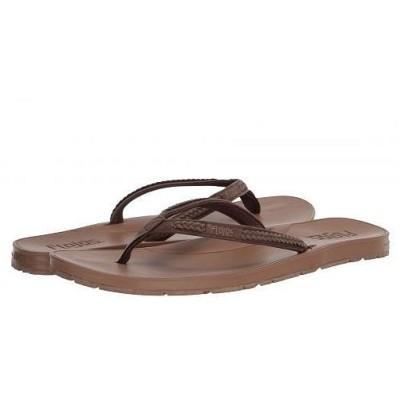 Flojos フロホース レディース 女性用 シューズ 靴 サンダル Adina - Brown/Tan