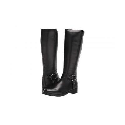 Blondo ブロンド レディース 女性用 シューズ 靴 ブーツ ロングブーツ Emerald Waterproof - Black Leather