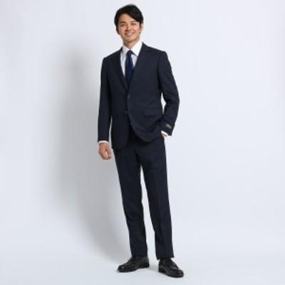 タケオキクチ(TAKEO KIKUCHI)/【Sサイズ~】シャドーストライプ スーツ Material using CORDURA