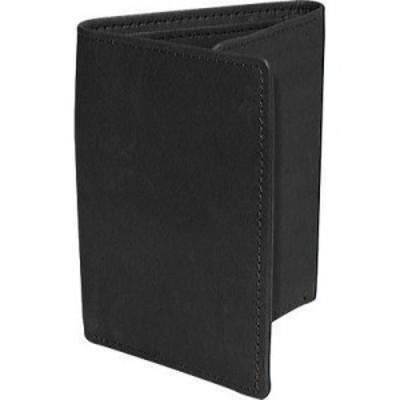 ドップ Dopp メンズ カードケース・名刺入れ Regatta Three-Fold Black