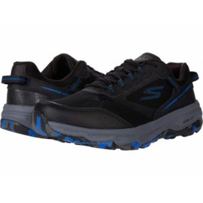 SKECHERS スケッチャーズ メンズ 男性用 シューズ 靴 スニーカー 運動靴 Go Run Trail Altitude Marble Black/Blue【送料無料】