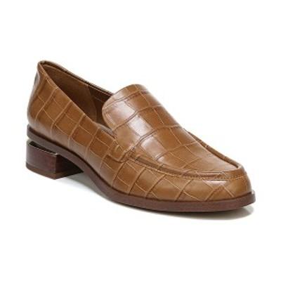 フランコサルト レディース サンダル シューズ New Bocca Loafers Camel Leather