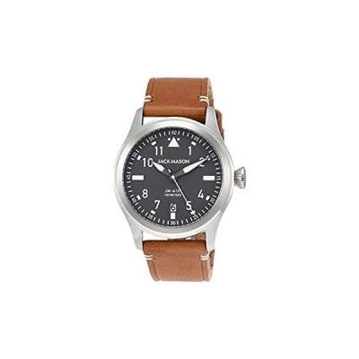 ジャックメイソン 腕時計 JM-A101-204 メンズ 正規輸入品 ブラウン