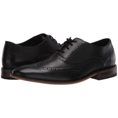 ボストニアン Bostonian メンズ 革靴・ビジネスシューズ シューズ・靴 Lamont Wing Black Leather