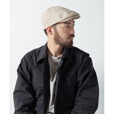 Ray's Store / Linen&Sumi Hunt / リネン&スミハンチング MEN 帽子 > ハンチング/ベレー帽