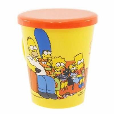 ◆シンプソンズ ふた付きマグカップ/ソファー アメキャラ(プレゼント、贈り物、お土産,キャラクターグッツ通販、(A65)