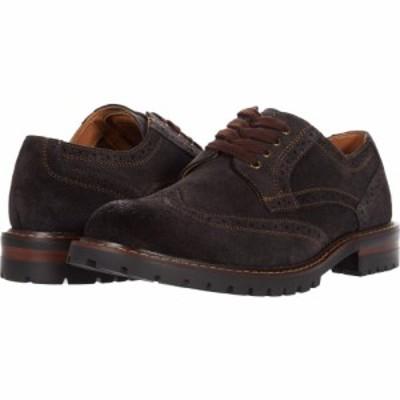 スティーブ マデン Steve Madden メンズ 革靴・ビジネスシューズ シューズ・靴 Kommber Oxford Brown Suede