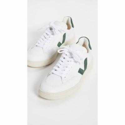ヴェジャ Veja レディース スニーカー シューズ・靴 V-12 Sneakers Extra White/Cyprus