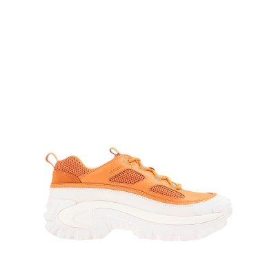 AXEL ARIGATO スニーカー&テニスシューズ(ローカット) オレンジ 45 革 / 紡績繊維 スニーカー&テニスシューズ(ローカット)
