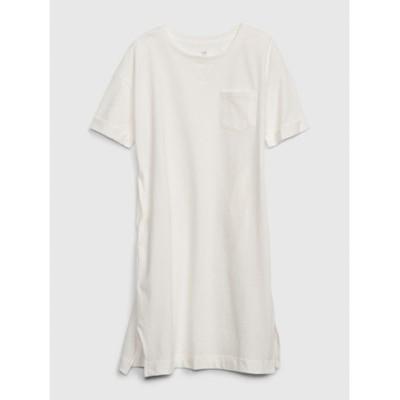 オーバーサイズtシャツワンピース (キッズ)