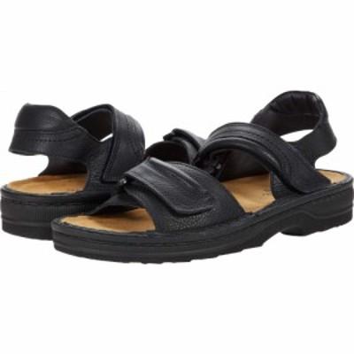 ナオト Naot メンズ シューズ・靴 Lappland Soft Black Leather
