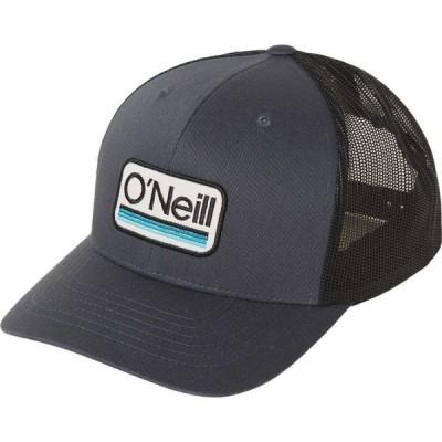 オニール O'NEILL メンズ キャップ トラッカーハット 帽子 Headquarters Trucker Hat Grey