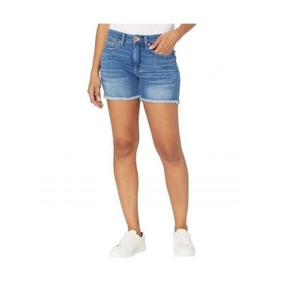Vineyard Vines バインヤード・バインズ レディース 女性用 ファッション ショートパンツ 短パン Denim Cutoffs Shorts in Medium Indigo - Medium Indigo