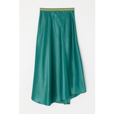 SW SATIN LONG スカート