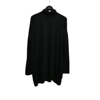 MM6 タートルネックTシャツ ブラック サイズ:XS (堅田店) 210520