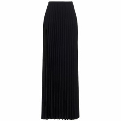 VETEMENTS/ヴェトモン Black   Pleated long skirt レディース 秋冬2020 WAH21SK1091314BLACK ju