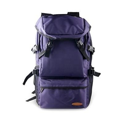 リュック バックパック 大容量55L カジュアル アウトドアスポーツ 旅行 登山 通勤 通学 多機能 16インチ PCバッグ