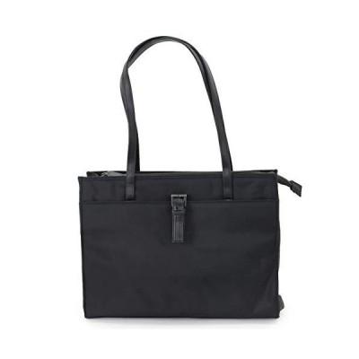 レディース ビジネスバッグ リクルートバッグ A4 軽量 フォーマル バッグ ブラック 5427