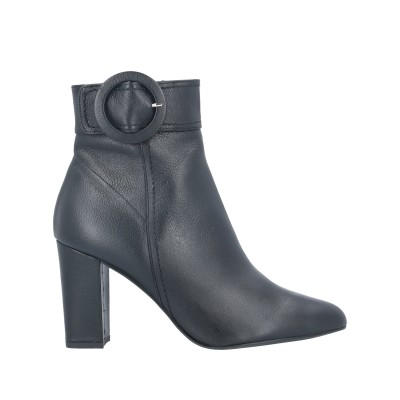 DANIELE ANCARANI ショートブーツ ブラック 40 革 ショートブーツ