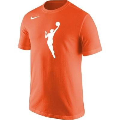 ナイキ Nike メンズ Tシャツ トップス WNBA Primary Logo Orange T-Shirt
