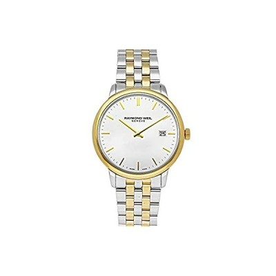 Raymond Weil Toccata Quartz Silver Dial Watch 5485-STP-65001 (Pre-Owned)[並行輸入品]