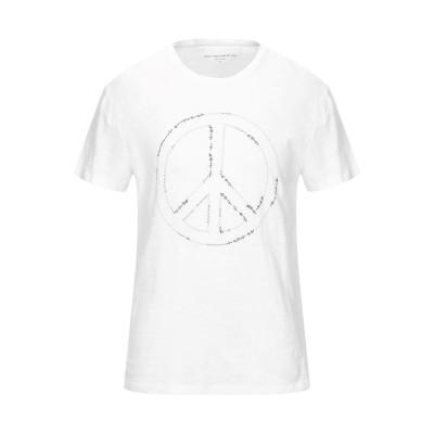 JOHN VARVATOS ★ U.S.A. T シャツ ホワイト S コットン 100% T シャツ