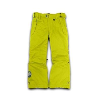 ∴rideout(ライドアウト) 11-12モデル ユニセックス スノーボードウェア dragon pants RSW9164A YEL イエロー S