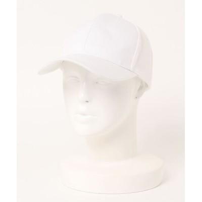 VIBGYOR / 【float】 シンプル 無地 キャップ WOMEN 帽子 > キャップ
