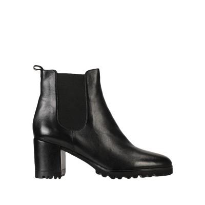 ブルーノ プレミ BRUNO PREMI ショートブーツ ブラック 40 羊革(シープスキン) 100% / 紡績繊維 ショートブーツ