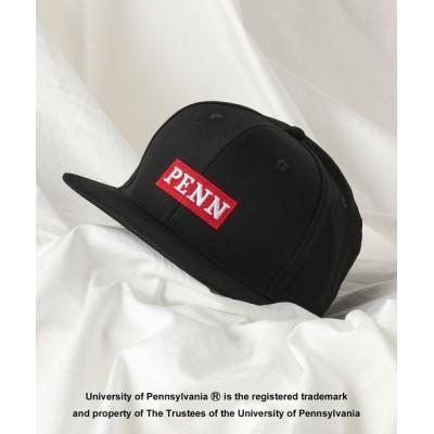 COLONY 2139 / カレッジ平つばキャップ WOMEN 帽子 > キャップ