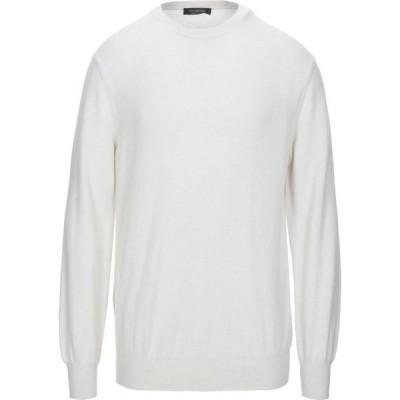 エルメネジルド ゼニア ERMENEGILDO ZEGNA メンズ ニット・セーター トップス cashmere blend Beige