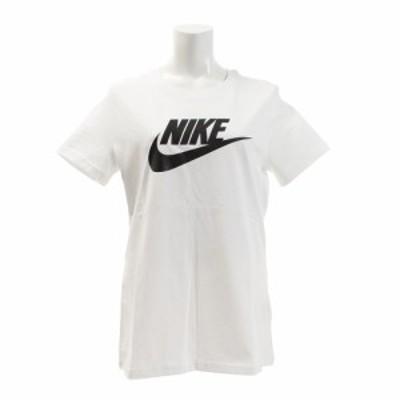 ナイキ(NIKE)Tシャツ 半袖 エッセンシャル アイコン BV6170-100SU19 オンライン価格 母の日(Lady's)