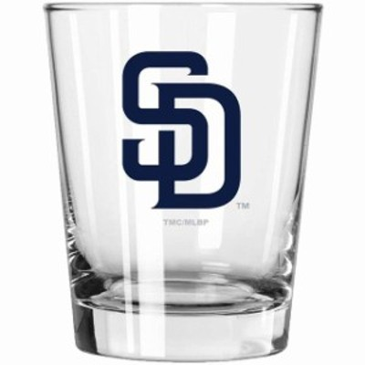 The Memory Company ザ メモリー カンパニー スポーツ用品  San Diego Padres 15oz. Double Old Fashioned Glass