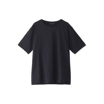 HELIOPOLE エリオポール 【SOFIE D`HOORE】BASIC Tシャツ レディース ブラック 36