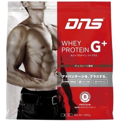 DNS/ホエイプロテイン ジープラス(G+)/チョコレート風味/1000g