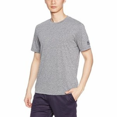 (アディダス)adidas M ESSENTIALS MOKU Tシャツ DJP46 BR1025 ダークグレイヘザー J2XO