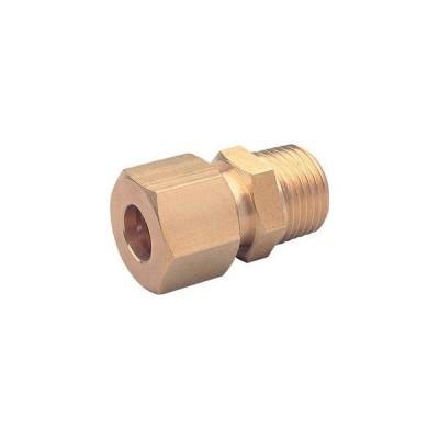 アソー リングジョイント PT1/ 4XΦ6.35 リングジョイント(銅管用) RS-1202 返品種別B
