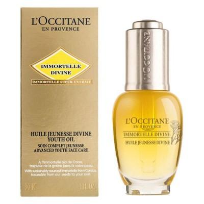 L'OCCITANE(ロクシタン) イモーテル ディヴァインインテンシヴオイル 30mL CD21