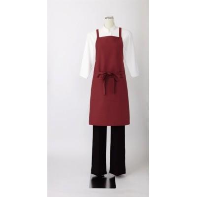 MONTBLANC 5-057 エプロン(男女兼用) 【業務用】コック服