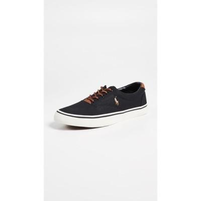 ラルフ ローレン Polo Ralph Lauren メンズ スニーカー シューズ・靴 Thorton Low Top Sneakers Black