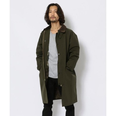 【UNCUT BOUND】BARBOUR (バブアー)  NEW BURGHLEY JACKET 2LAYER  ニューバーレー ジャケット 2レイヤ