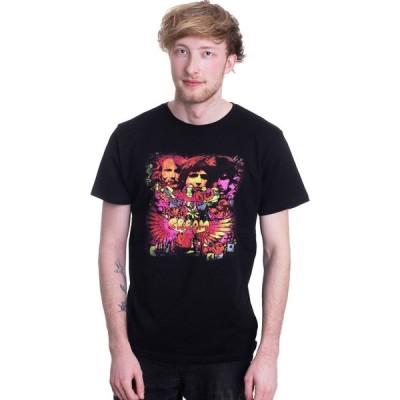 インペリコン Impericon メンズ Tシャツ トップス - Disraeli Gears - T-Shirt black