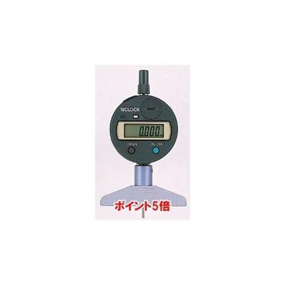 【ポイント5倍】 テクロック (TECLOCK) 普及型デジタルデプスゲージ DMD-2110S2