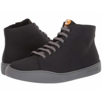 Camper カンペール メンズ 男性用 シューズ 靴 スニーカー 運動靴 Peu Touring K300270 Black【送料無料】