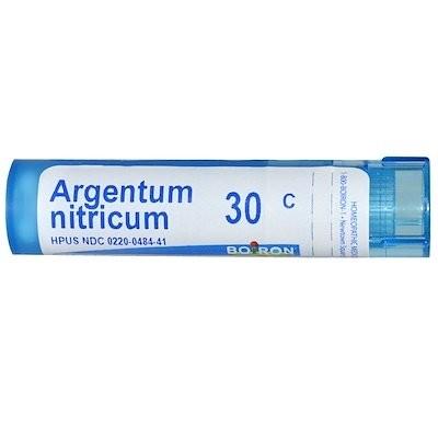 Argentum Nitricum(アルゲンタム ニトリカム)、30C、約80ペレット