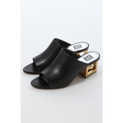 ジバンシー ジバンシィ サンダル ミュール 靴 レディース BE3028E0A1 ブラック 2020年春夏新作 GIVENCHY