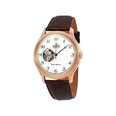 Orient オ-プンハ-ト 自動 ホワイトダイヤル メンズ腕時計 RA-AG0012S10B並行輸入品