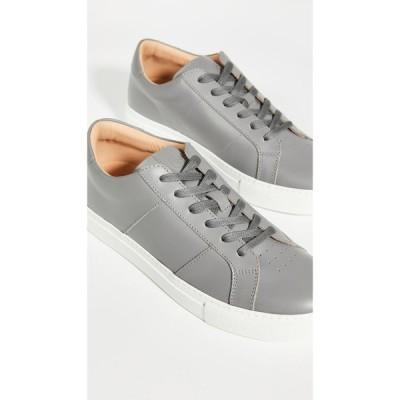 グレイツ GREATS メンズ スニーカー シューズ・靴 royale sneakers Ash Grey/White